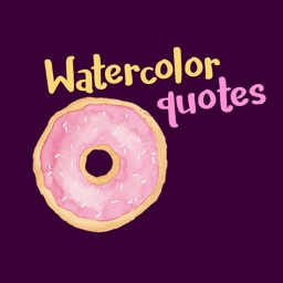 Funny Quotes Stickers Watercolor by Maraquela