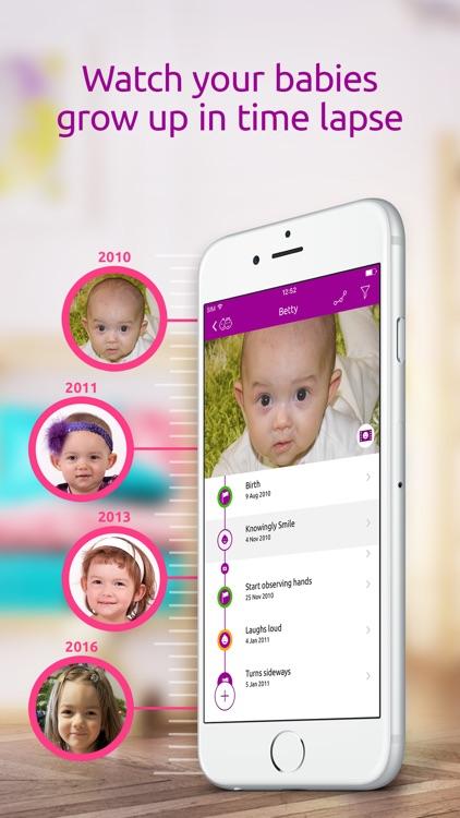 Baby Tracker: Milestones, Development And Journal