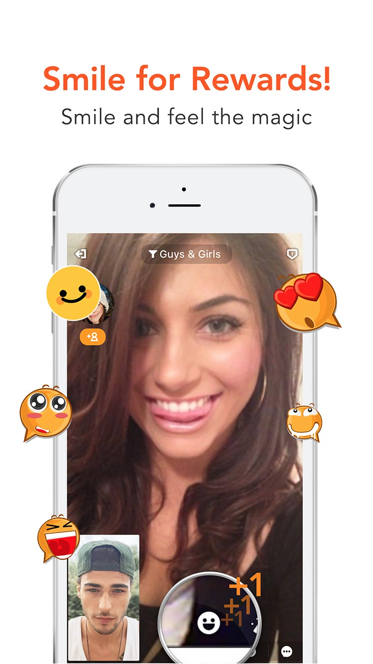 Best Random Video Chat App Iphone