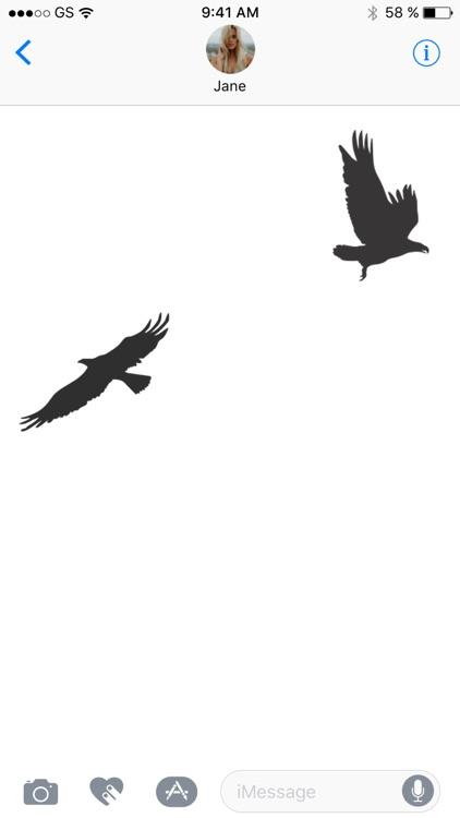 Eagle Sticker Pack