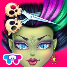 Activities of Monster Hair Salon - Crazy Makeover
