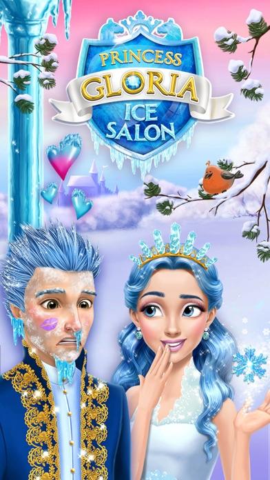 Princess Gloria Ice Salon - Full screenshot 1