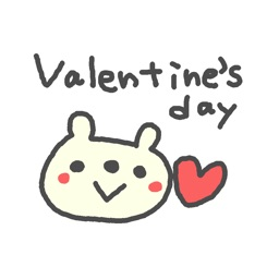 Valentine's Day happy Bear!!