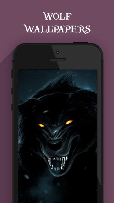 Cool Wolf Wallpapers Hd App France Application Mobile Tufnc