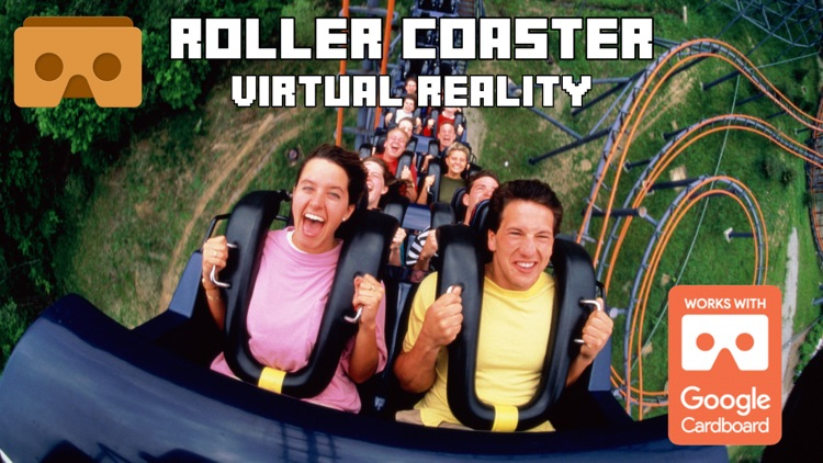 VR Apps Virtual Rollercoaster for Google Cardboard