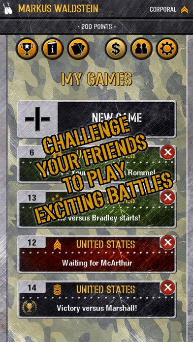 WWII Tactics Card Game screenshot four