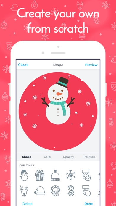 Labelr - Christmas Labels screenshot two