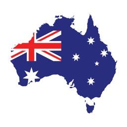 Australian Emoji - Best Australia Stickers