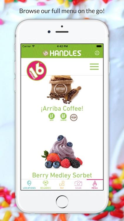 16 Handles screenshot-3