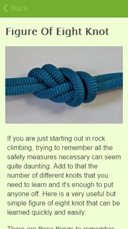 How To Tie Knots