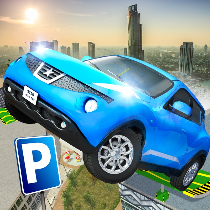 City Driver: Roof Parking Challenge Hack Tool
