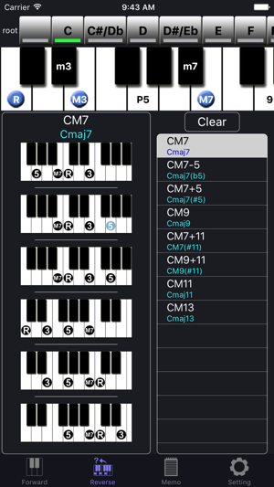 P Chord On The App Store