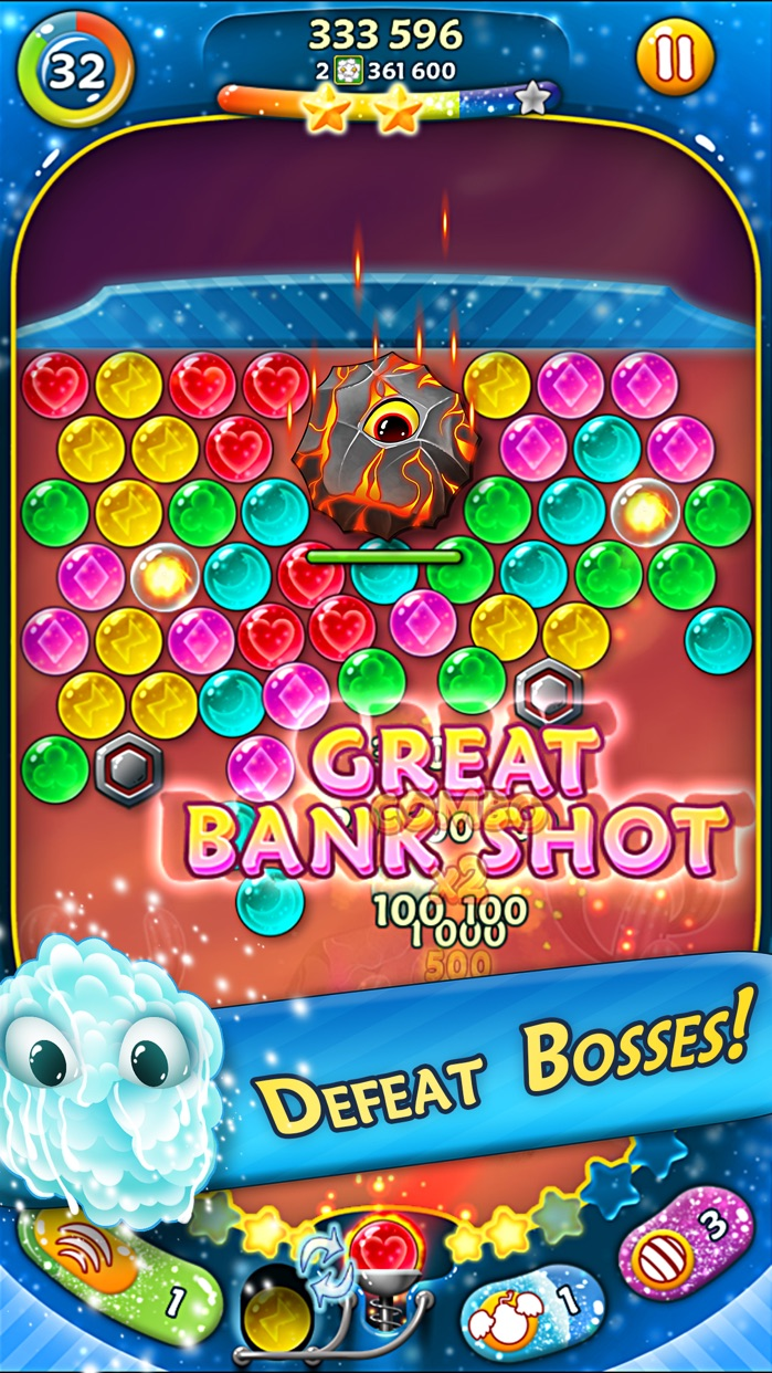 Bubble Bust! 2 Screenshot