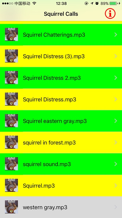 Real Squirrel Hunting Calls & Sounds screenshot-3
