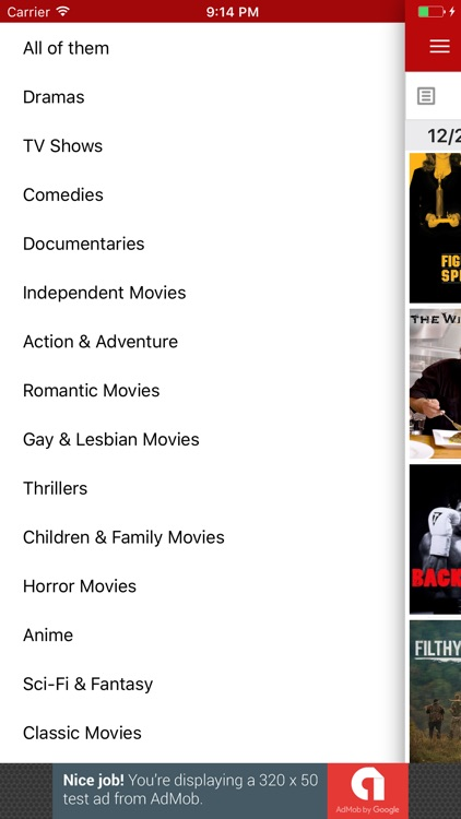 Upflix for Netflix screenshot-2