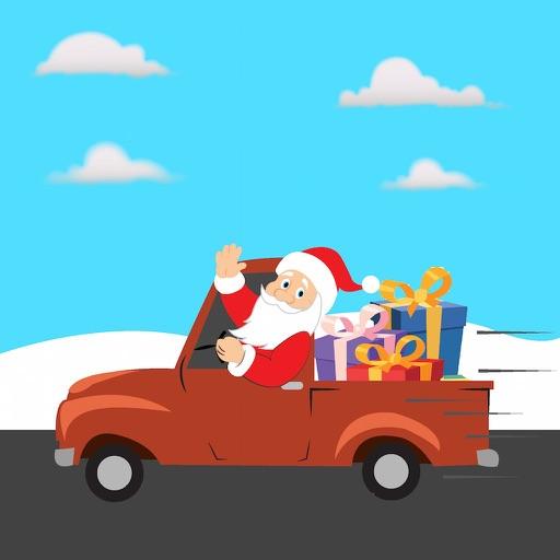 Christmas Traffic Jam