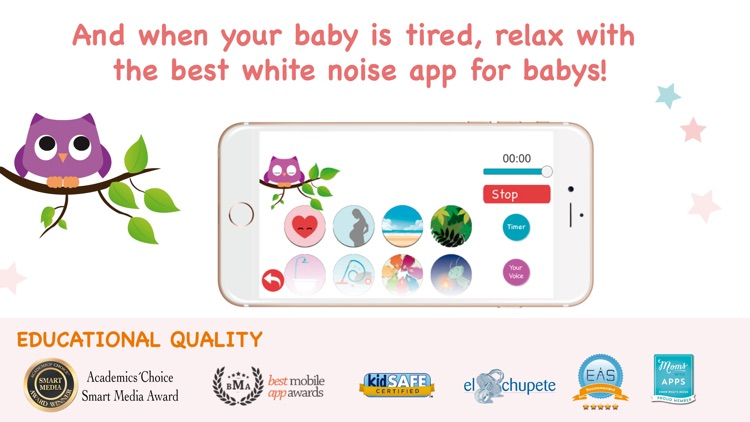 Smart baby stimulation activities development app screenshot-4