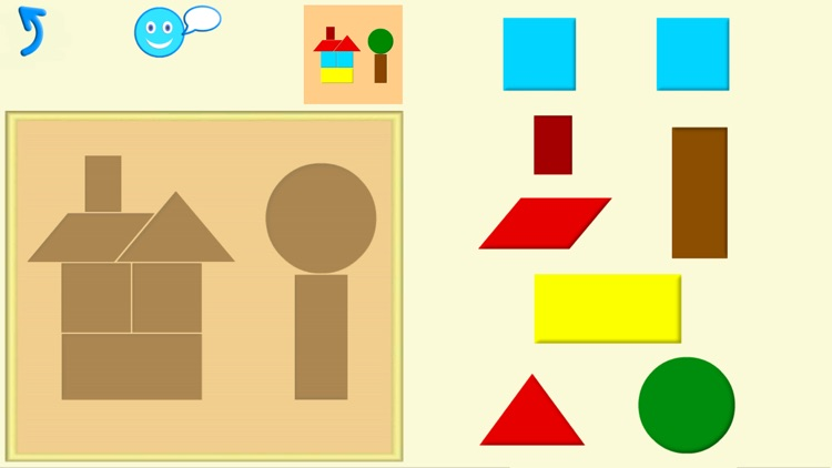 Kids Preschool Puzzles, learning shapes & numbers screenshot-3