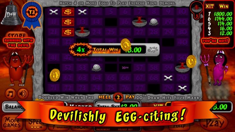 Pocket Deviled Eggs Keno