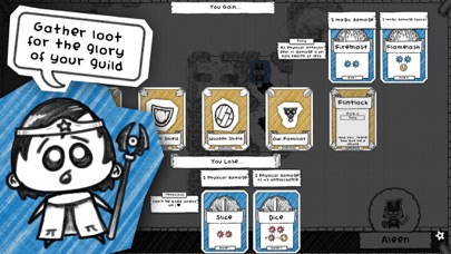 Guild of Dungeoneering screenshot1