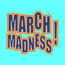 March Madness Animated Stickers for iMessage