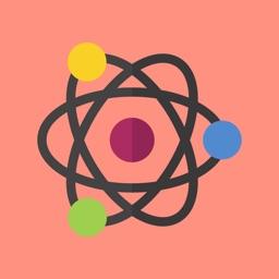 Science Stickers - Emojis for Geeks