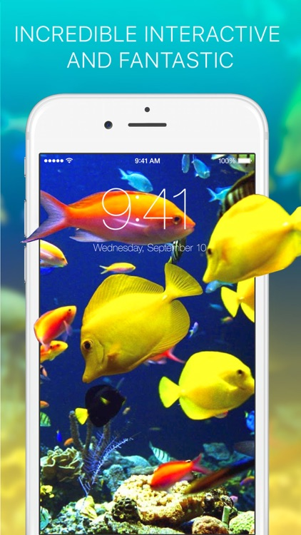 Live Wallpapers - Cool Dynamic Animated HD Themes screenshot-3