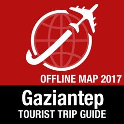 Gaziantep Tourist Guide + Offline Map