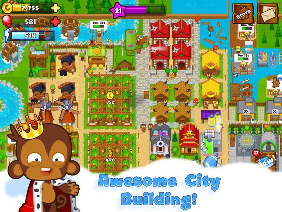 Bloons Monkey City - Revenue & Download estimates - Apple