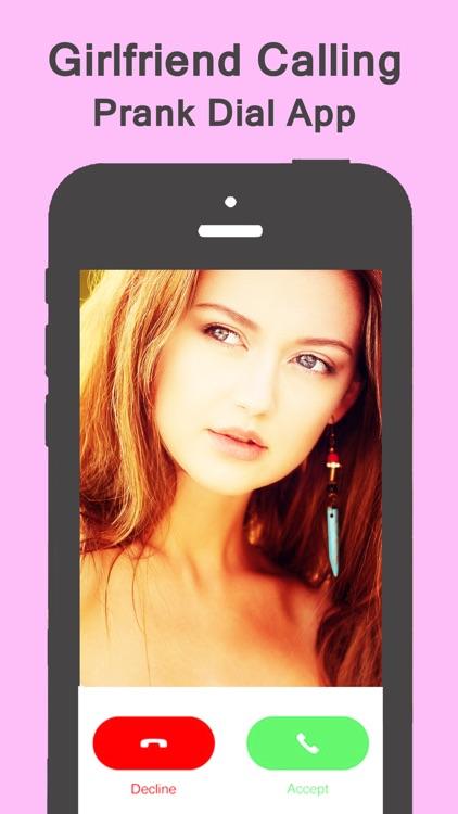 Fake Girlfriend Calling Joke - #1 Prank Dial App screenshot-4