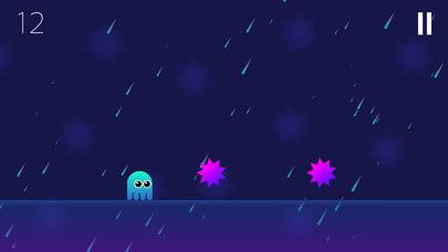 Ghost Jump - Endless Time Killer Game screenshot four