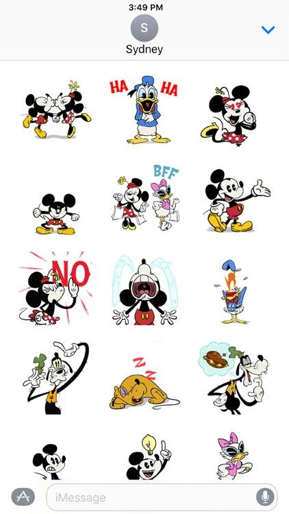 Disney Stickers: Mickey & Friends