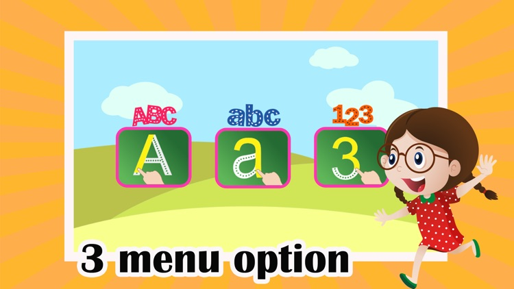 learning to write the alphabet for kids