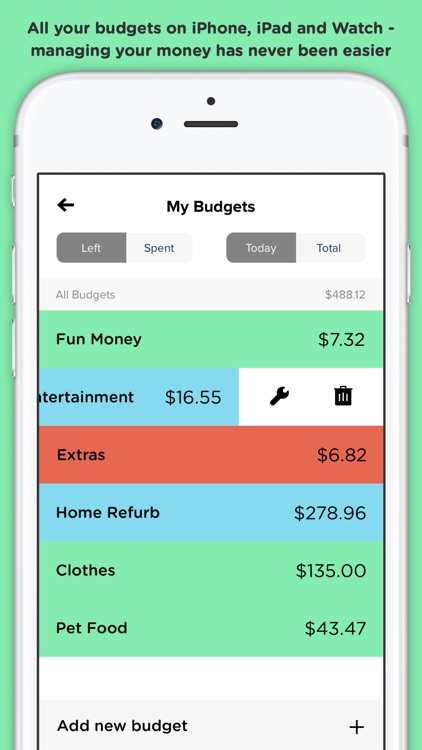 Pennies – Budget and Expense Tracker screenshot-0