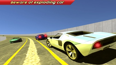 高速公路赛车交通车驾驶:速度炸弹模式 App 截图
