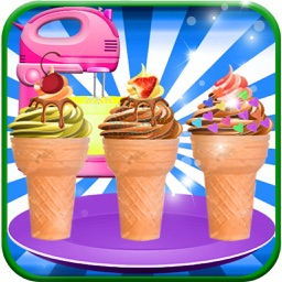 Cone Cupcakes Maker - Sweet Food Cooking