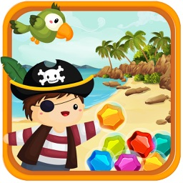 Treasure Hunter Match 3 - New Match Three Game