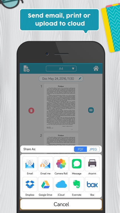 Easy Scanner App: Pro PDF Document & Photo Scan screenshot-3