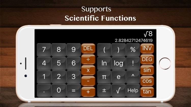 Calculator plus HD : Scientific App Calculator