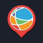 Earth Maps: GPS, Directions, Places, Lat & Lon icon