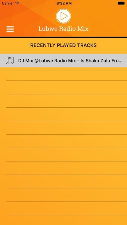 LUBWE RADIO MIX