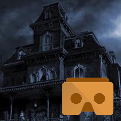 VR Haunted House With Google CardBoard icon