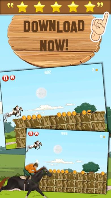 Horse  Race - Tiny Pony Horse Riding screenshot 2