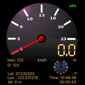 Gps Cyclometer app review