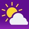 Weather is exceptionally easy to use app for staying always updated with the weather conditions