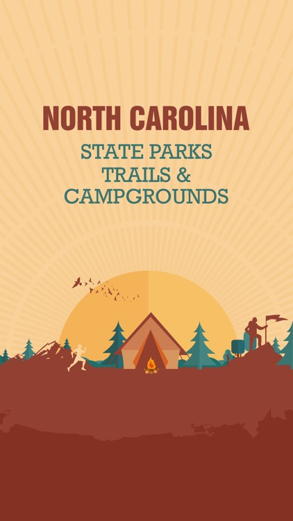 North Carolina State Parks, Trails & Campgrounds screenshot-0