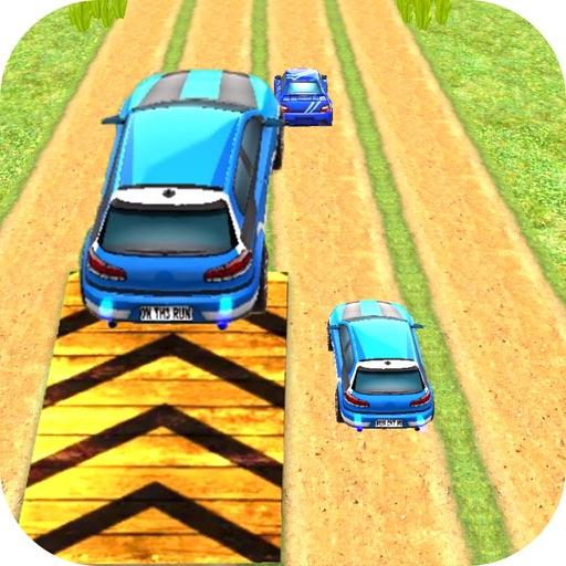 3D Jet Flying Stunts : Real Jump-ing Car Simulator iOS App