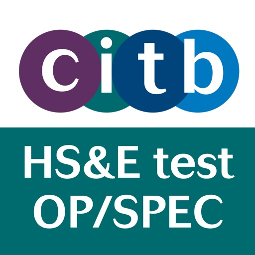 CITB Op/Spec HS&E test 2017