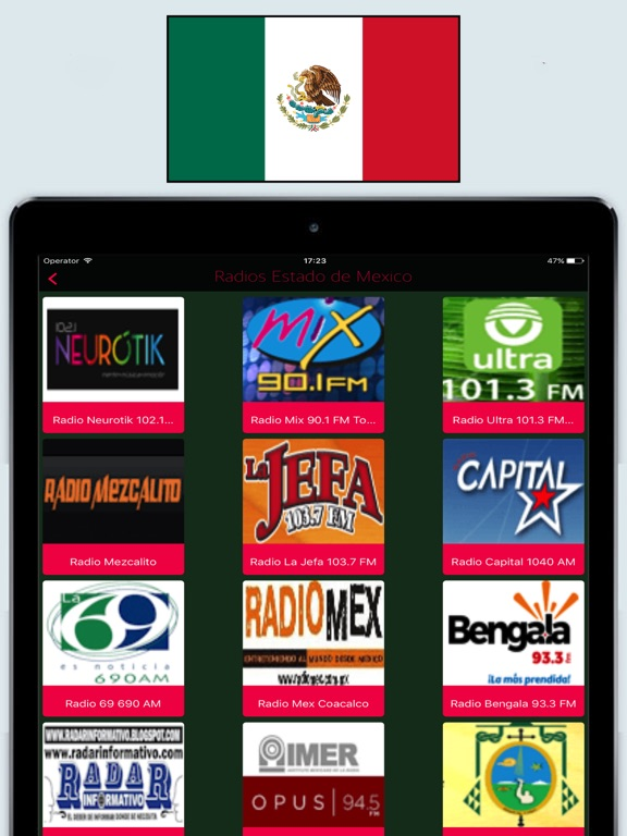 Radio Mexico FM AM - Live Radios stations Online | App Price Drops