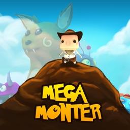 Mega GO Monster 3D